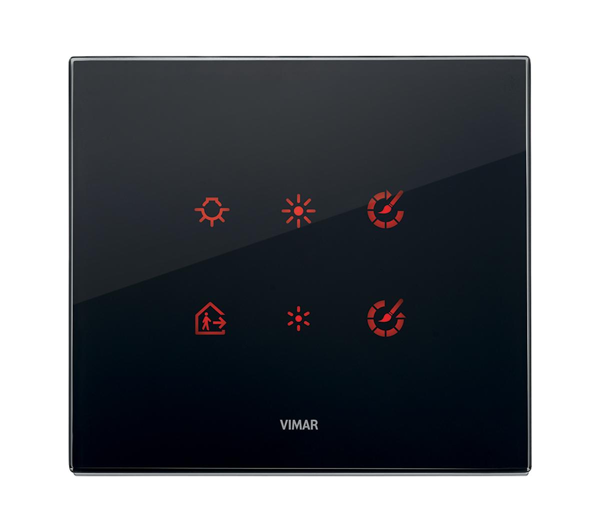 La chiave della domotica watt elettroforniture for Vimar domotica