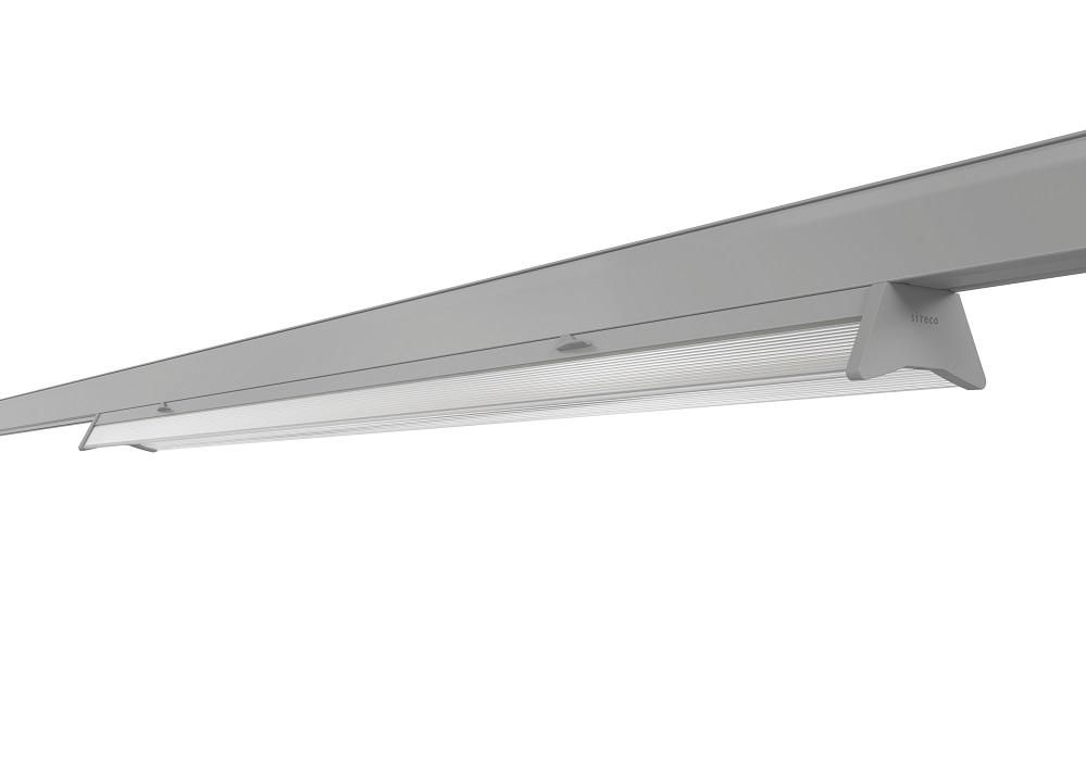 Illuminazione di sicurezza con ups controllo di illuminazione