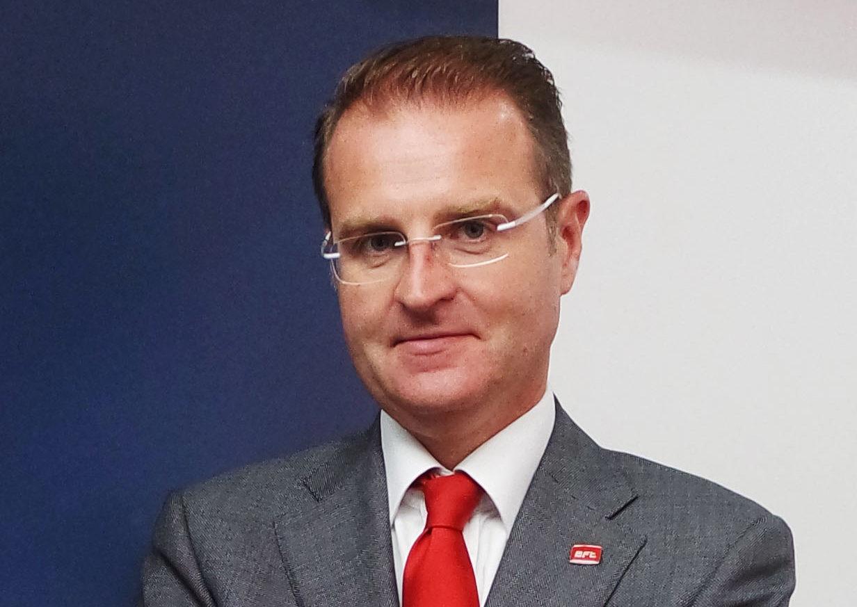 Enrico Lombardo, direttore della divisione Distribuzione Italia di BFT